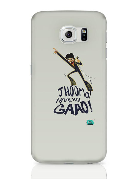 Jhoomo Naacho Gaao | Mithun Da Inspired Quirky  Samsung Galaxy S6 Covers Cases Online India