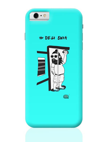 Desi Swag Illustration  iPhone 6 6S Covers Cases Online India