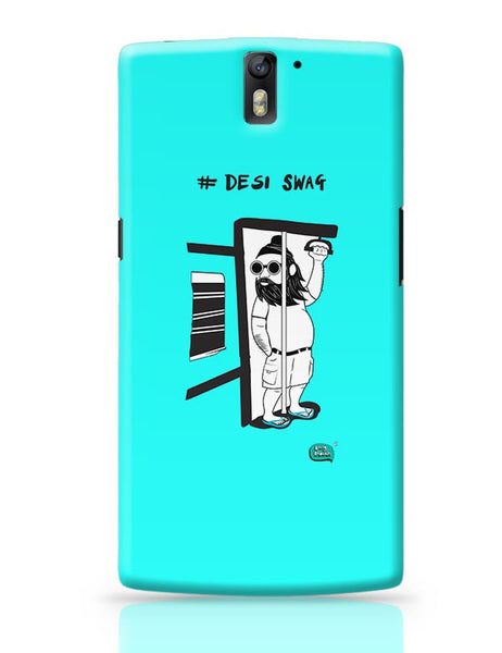 Desi Swag Illustration  OnePlus One Covers Cases Online India