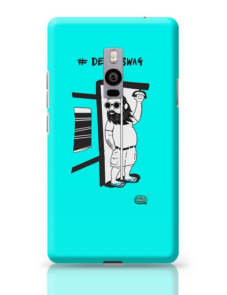Desi Swag Illustration  OnePlus Two Covers Cases Online India
