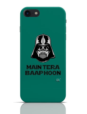Main Tera Baap Hoon | Darth Vader Funny Parody  iPhone 7 Covers Cases Online India
