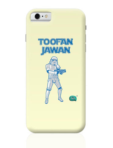 Toofan Jawan Funny Illustration iPhone 6 / 6S Covers Cases