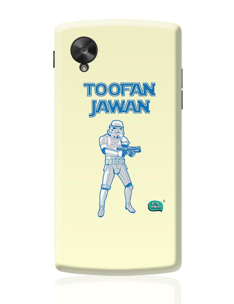 Toofan Jawan Funny Illustration Google Nexus 5 Covers Cases Online India