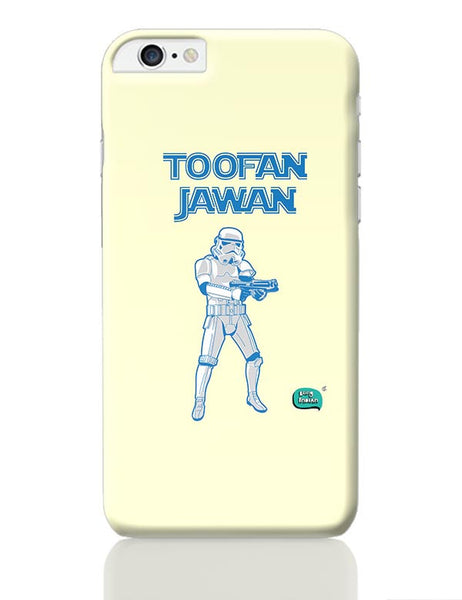 Toofan Jawan Funny Illustration iPhone 6 Plus / 6S Plus Covers Cases Online India