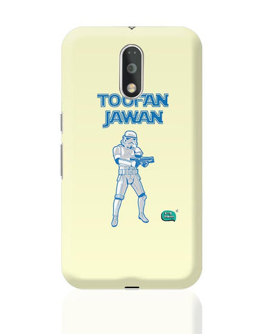 Toofan Jawan Funny Illustration Moto G4 Plus Online India