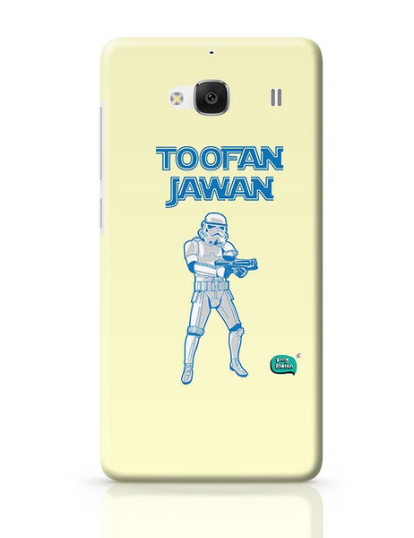 Toofan Jawan Funny Illustration Redmi 2 / Redmi 2 Prime Covers Cases Online India