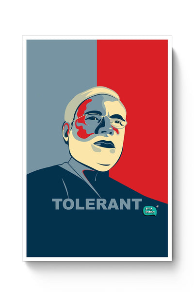 Buy Tolerant | Narendra Modi Ray Of Hope Poster