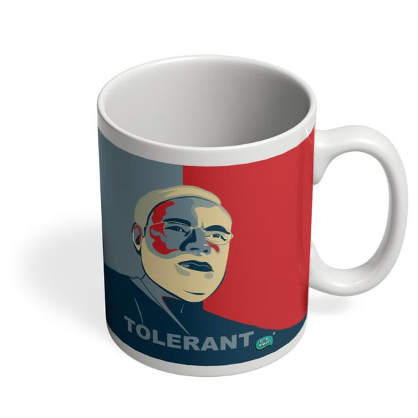 Tolerant | Narendra Modi Ray Of Hope Coffee Mug Online India