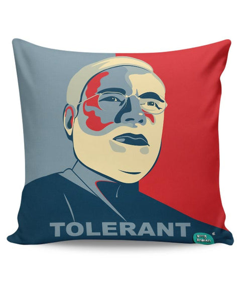 Tolerant | Narendra Modi Ray Of Hope Cushion Cover Online India