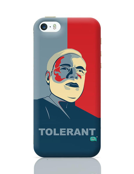 Tolerant | Narendra Modi Ray Of Hope iPhone 5/5S Covers Cases Online India