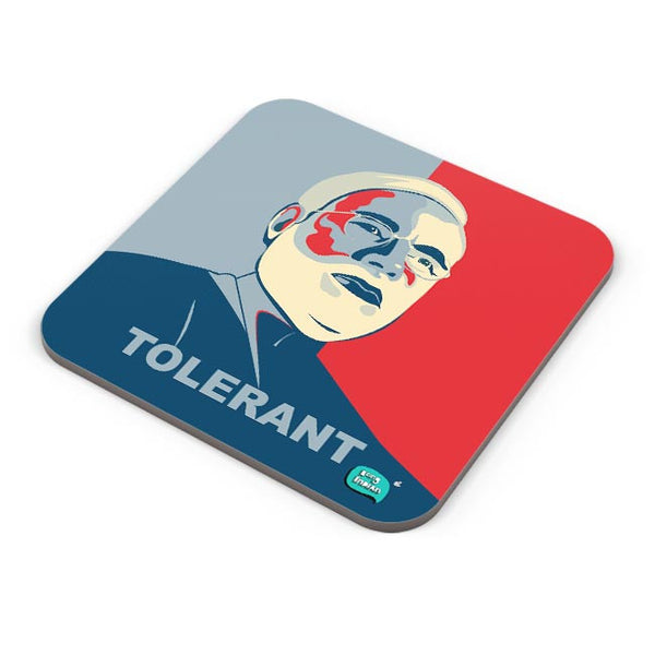 Tolerant | Narendra Modi Ray Of Hope Coaster Online India