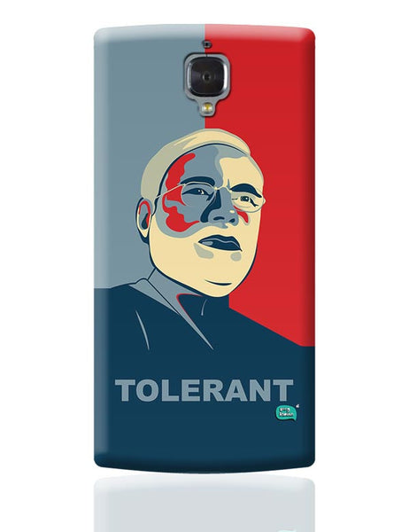 Tolerant | Narendra Modi Ray Of Hope OnePlus 3 Covers Cases Online India