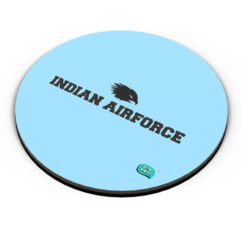 Indian Air Force Typographic Illustration Fridge Magnet Online India