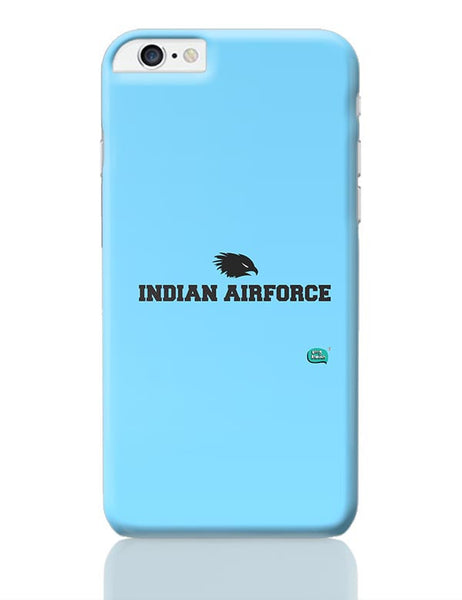 Indian Air Force Typographic Illustration iPhone 6 Plus / 6S Plus Covers Cases Online India