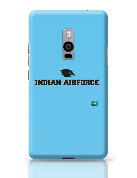 Indian Air Force Typographic Illustration OnePlus Two Covers Cases Online India