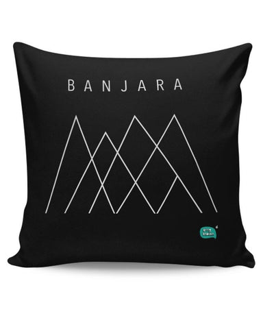 Banjara Minimalist Illustration Cushion Cover Online India