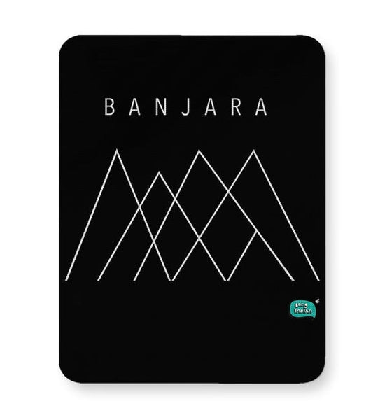 Banjara Minimalist Illustration Mousepad Online India