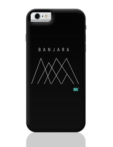Banjara Minimalist Illustration iPhone 6 / 6S Covers Cases