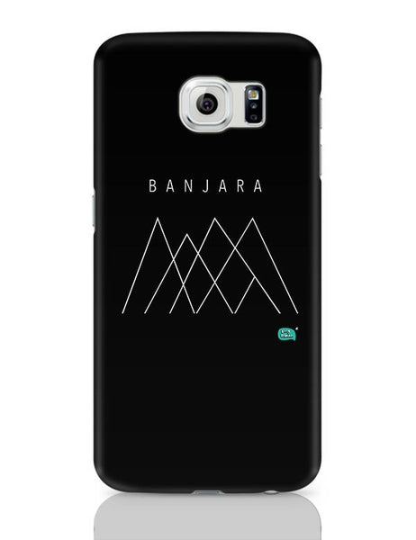 Banjara Minimalist Illustration Samsung Galaxy S6 Covers Cases Online India
