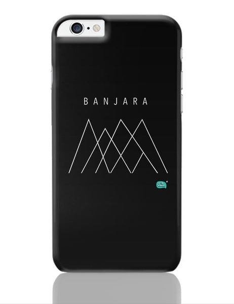 Banjara Minimalist Illustration iPhone 6 Plus / 6S Plus Covers Cases Online India