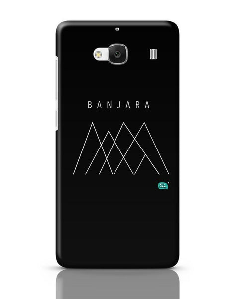 Banjara Minimalist Illustration Redmi 2 / Redmi 2 Prime Covers Cases Online India