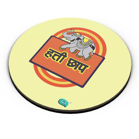 Hathi Chaap Funny  Fridge Magnet Online India