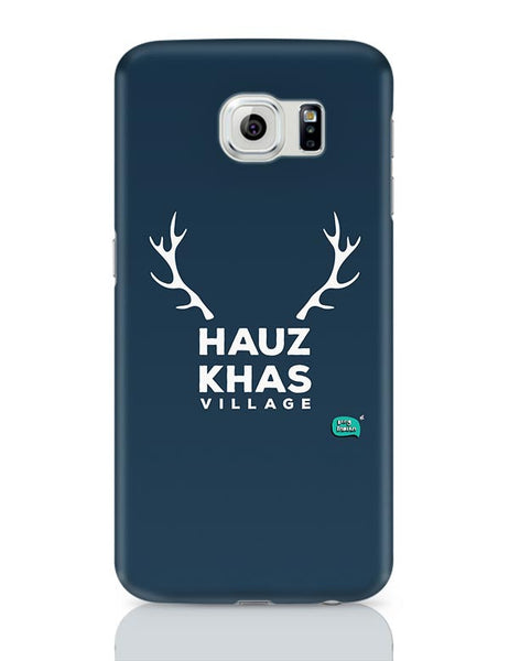 Hauz Khas Village Funny Minimalist Samsung Galaxy S6 Covers Cases Online India