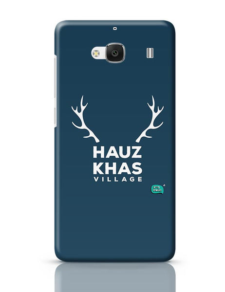 Hauz Khas Village Funny Minimalist Redmi 2 / Redmi 2 Prime Covers Cases Online India