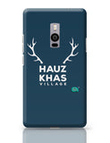 Hauz Khas Village Funny Minimalist OnePlus Two Covers Cases Online India