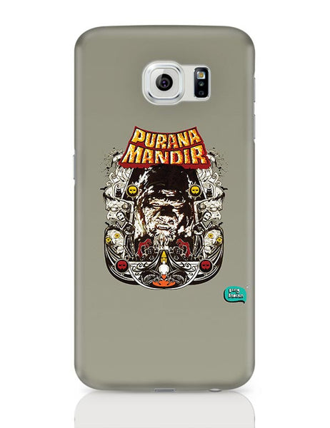 Purana Mandir Illustration Samsung Galaxy S6 Covers Cases Online India