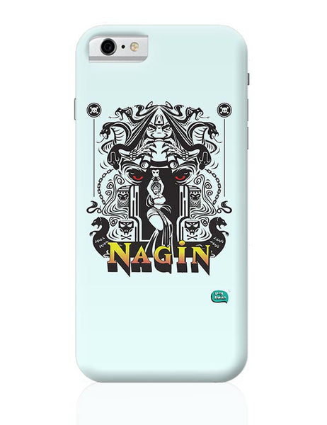Nagin Line Art Illustration iPhone 6 / 6S Covers Cases