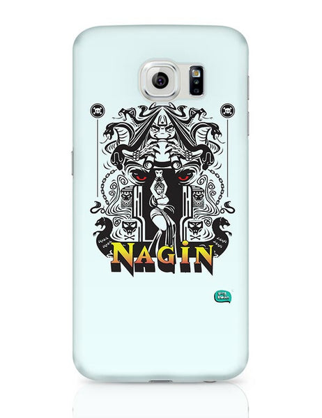 Nagin Line Art Illustration Samsung Galaxy S6 Covers Cases Online India