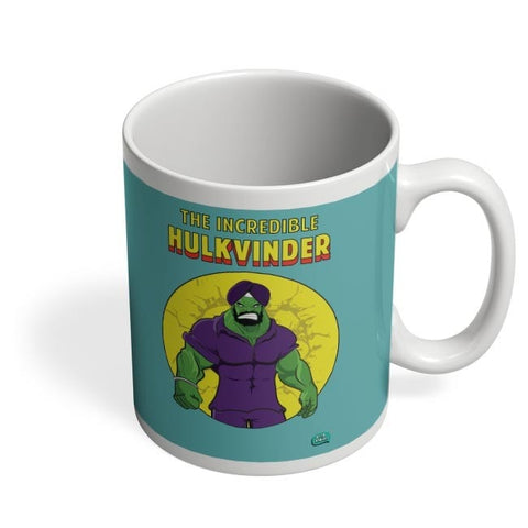 Being Indian Incredible Hulkvinder Coffee Mug Online India