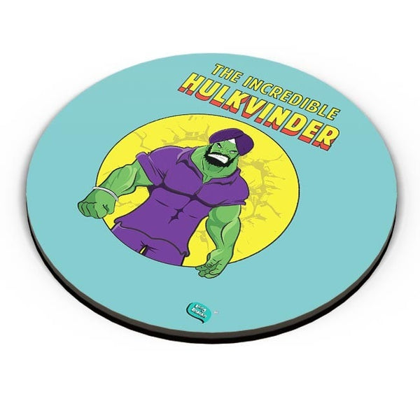 Being Indian Incredible Hulkvinder Fridge Magnet Online India