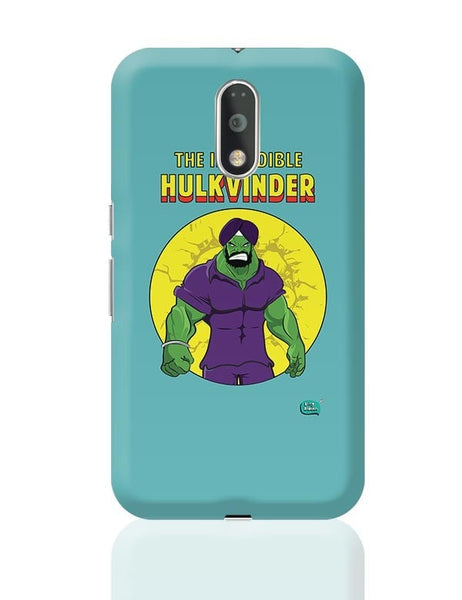 Being Indian Incredible Hulkvinder Moto G4 Plus Online India