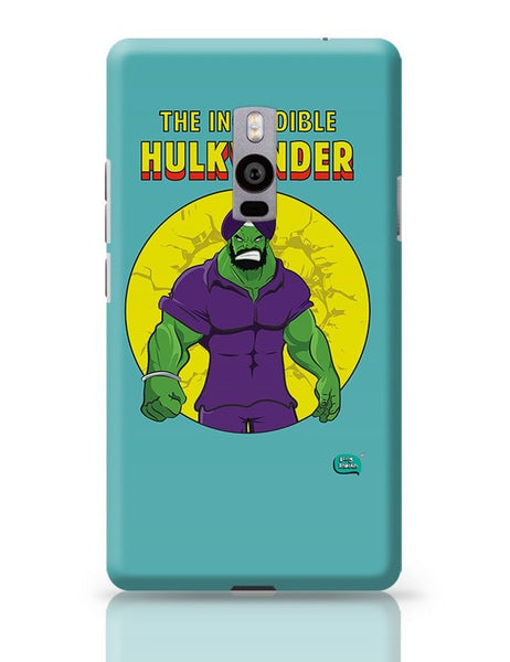Being Indian Incredible Hulkvinder OnePlus Two Covers Cases Online India