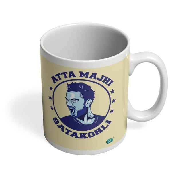 Being Indian Atta Majhi Satakohli(Virat Kohli ) Coffee Mug Online India