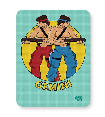 Gemini | Contra Inspired Mousepad Online India