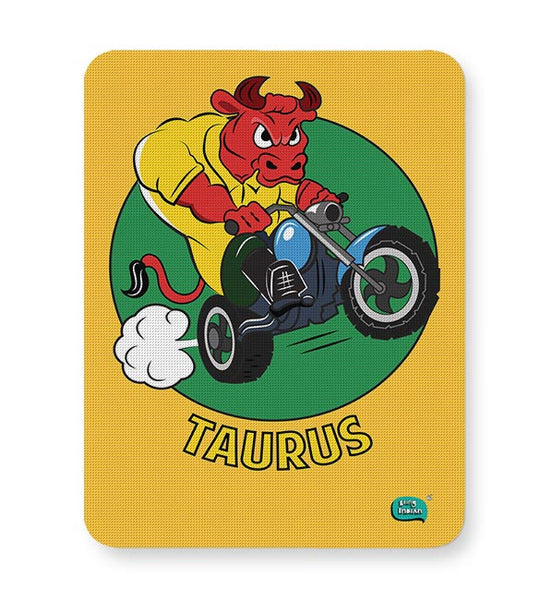 Taurus The Angry Bull Mousepad Online India