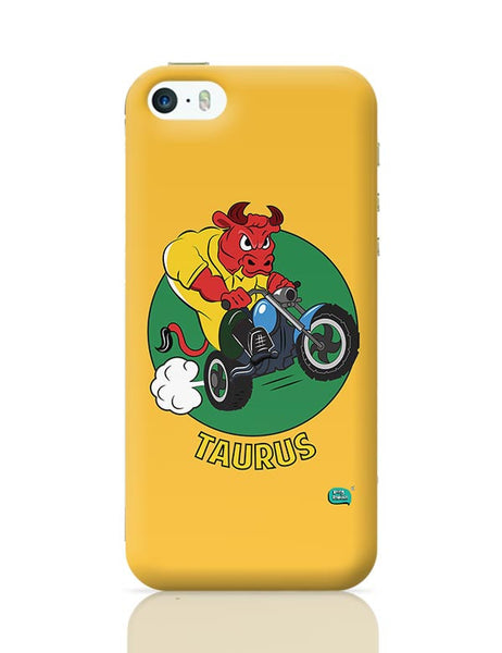 Taurus The Angry Bull iPhone 5/5S Covers Cases Online India