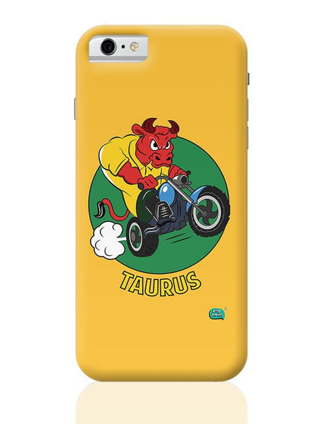 Taurus The Angry Bull iPhone 6 / 6S Covers Cases