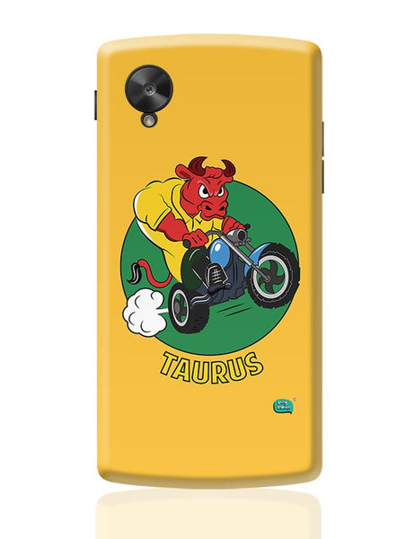 Taurus The Angry Bull Google Nexus 5 Covers Cases Online India
