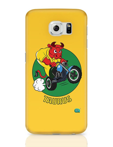 Taurus The Angry Bull Samsung Galaxy S6 Covers Cases Online India