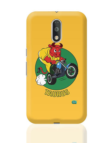 Taurus The Angry Bull Moto G4 Plus Online India