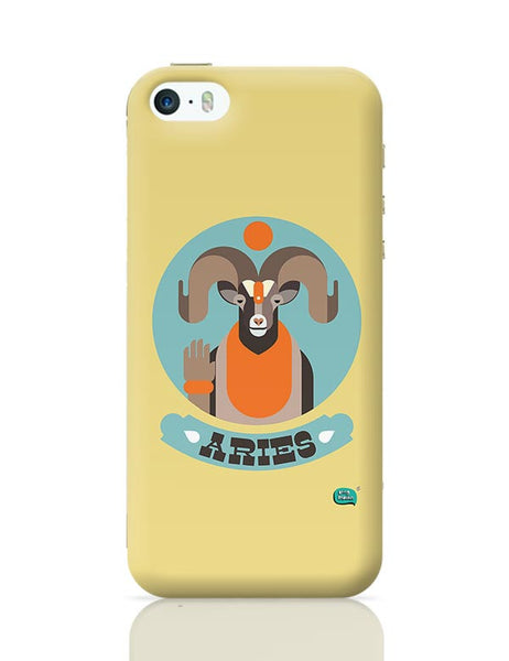 The Peace Guru Aries iPhone 5/5S Covers Cases Online India