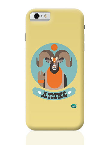 The Peace Guru Aries iPhone 6 / 6S Covers Cases