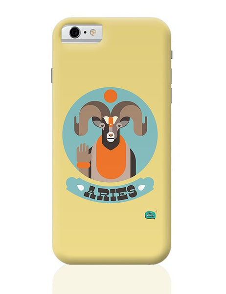The Peace Guru Aries iPhone 6 6S Covers Cases Online India