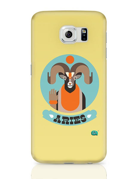 The Peace Guru Aries Samsung Galaxy S6 Covers Cases Online India