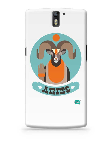 The Peace Guru Aries OnePlus One Covers Cases Online India