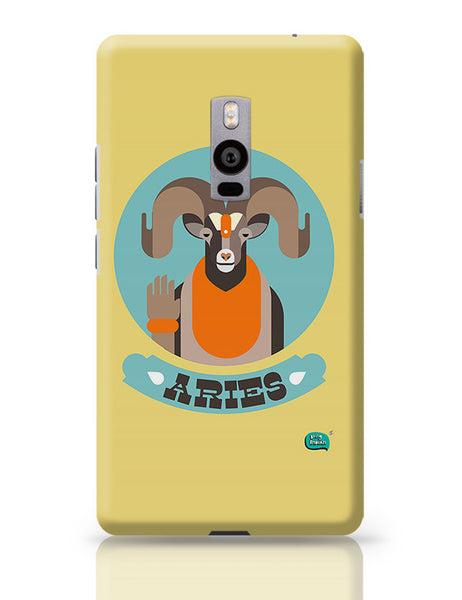 The Peace Guru Aries OnePlus Two Covers Cases Online India